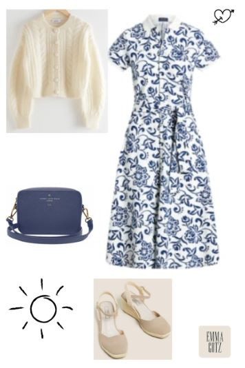 summer date outfit women over 50